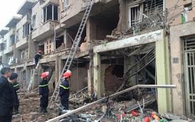 Video diễn biến vụ nổ kinh hoàng tại khu đô thị Văn Phú