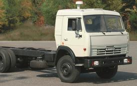 Hãng xe tải lớn nhất nước Nga tăng tốc vào Việt Nam