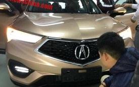 Acura CDX - Xe crossver hạng sang mới, cạnh tranh Audi Q3