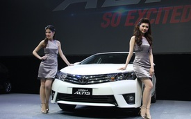 """Toyota tiếp tục là hãng xe """"bất khả chiến bại"""""""