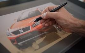 1.000 ngày, 1.400 phác thảo mới ra đời một thiết kế ô tô