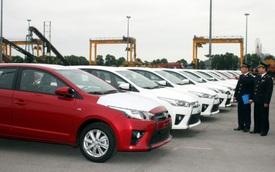 Quảng Ninh: Thu ngân sách từ nhập khẩu ô tô tăng vọt
