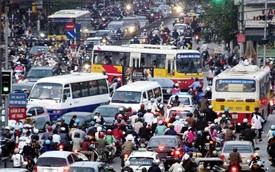 Đề xuất Hạn chế xe cá nhân: Nếu thực hiện, sẽ cấm tất cả xe máy, không phân biệt ngoại tỉnh