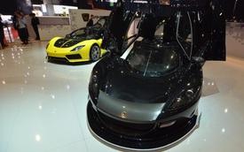 Cận cảnh siêu xe Arash AF10 2016 mạnh hơn cả Bugatti Chiron