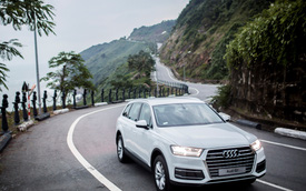 Thuế thay đổi, Audi lập kỷ lục tại Việt Nam