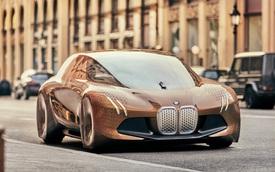 Xế độc BMW Vision Next 100 đặt chân đến châu Á