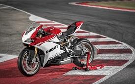 Ducati trình làng mô tô đường phố công nghệ cao nhất từ trước đến nay