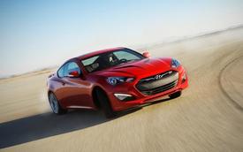 "Xe thể thao Hyundai Genesis Coupe bị ""khai tử"""