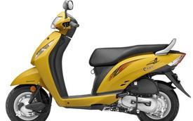 Xe ga Honda Activa-i 2016 trình làng, giá từ 16,5 triệu Đồng