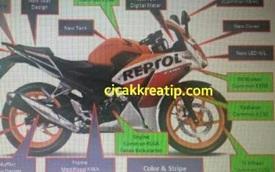 Honda CBR150R nâng cấp lộ diện, thay đổi 12 chi tiết