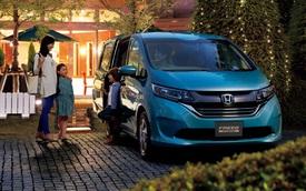 Honda Freed 2017 - Xe cho mọi gia đình, giá từ 412 triệu Đồng
