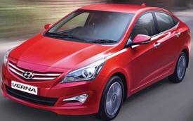 Hyundai giới thiệu Accent 2016 tại Ấn Độ, giá từ 258 triệu Đồng