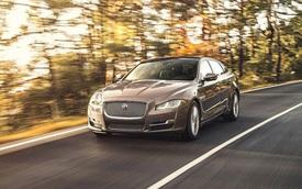 """""""Báo gấm"""" Jaguar XJ sắp bị thay thế"""