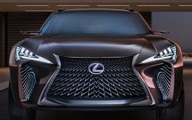 Lexus UX chính thức ra mắt, nhắm đến giới trẻ thành phố