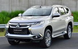 Mitsubishi Pajero Sport 2016 ra mắt Việt Nam trong tháng tới