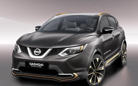Nissan Qashqai có phiên bản cao cấp, cạnh tranh với Mercedes-Benz GLA
