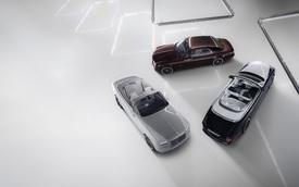 Rolls-Royce Phantom chia tay khách hàng bằng phiên bản đặc biệt
