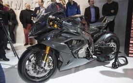 BMW HP4 Race - Siêu mô tô thể thao bằng sợi carbon