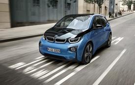 BMW i3 2017 ra mắt, khắc phục được nhược điểm cũ