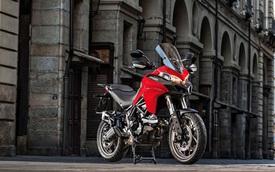 Ducati Multistrada 950 2017 - Xe adventure cho mọi nhà