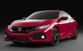 Honda Civic phiên bản thể thao hơn trình làng