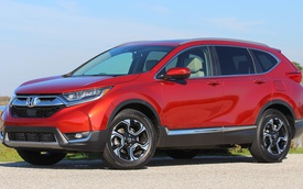"Honda CR-V 2017 bản ""full option"" có giá 42.851 USD"