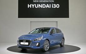 Xe gia đình đúng nghĩa Hyundai i30 thế hệ mới đi vào sản xuất