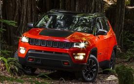 Jeep Compass 2017 - SUV cỡ nhỏ dành cho toàn cầu