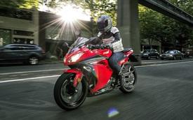 Kawasaki Ninja 300 2017 trình làng, giá từ 4.999 USD