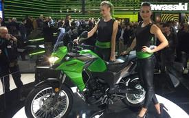 """Kawasaki Versys-X 300 2017 - Xe đi """"phượt"""" hợp túi tiền mới"""
