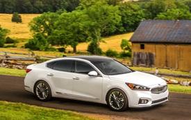 Kia K7 2017 rẻ hơn trước, giá từ 31.990 USD