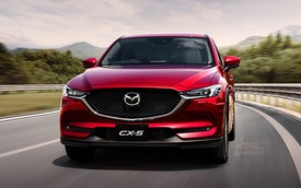 Mazda CX-5 2017 bắt đầu được bày bán với giá từ 474 triệu Đồng tại Nhật Bản
