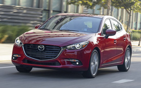 Mazda3 2017 tiếp tục ra mắt, chung nhiều chi tiết với Mazda6
