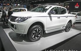 Cận cảnh xe bán tải Mitsubishi Triton 2017 cho Đông Nam Á
