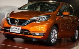 Xe gia đình cỡ nhỏ Nissan Note 2017 đi vào sản xuất, giá từ 364 triệu Đồng