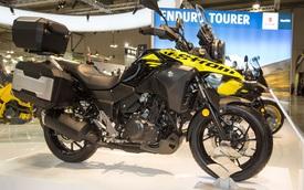 """Suzuki DL250 V-Strom 2017 - Xe adventure giá """"mềm"""" mới cho các phượt thủ"""