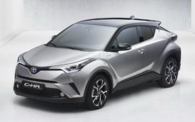 Toyota C-HR chính thức lộ diện, Mazda CX-3 có thêm đối thủ