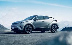 Toyota C-HR bắt đầu ra đại lý tại Nhật Bản, giá từ 488 triệu Đồng