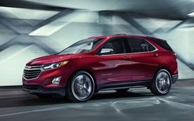 Chevrolet Equinox mới đối đầu với Honda CR-V 2017 bằng giá 24.475 USD