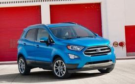 Xem trước hình ảnh của Ford EcoSport 2018 có thể về Việt Nam