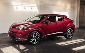 Crossover cỡ nhỏ Toyota C-HR lần đầu ra mắt tại Mỹ