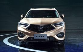 Crossover hạng sang Acura CDX ra mắt, giá từ 857 triệu Đồng