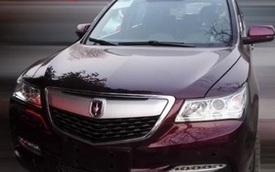 """Acura MDX - """"Nạn nhân"""" mới của hãng xe Trung Quốc"""