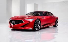 Acura Precision – Xe sedan đậm chất tương lai