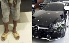 Người đàn ông ăn mặc tuềnh toàng vào đại lý Mercedes-Benz và cái kết bất ngờ