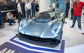 Siêu phẩm 4 triệu USD Aston Martin AM-RB 001 ra mắt nhà giàu Đông Nam Á