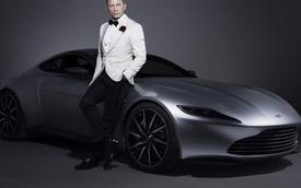 Aston Martin DB10 của James Bond tìm thấy chủ với giá 78,6 tỷ Đồng