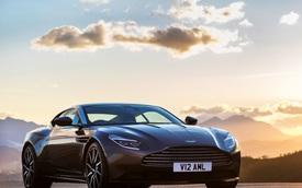 Cần 8 tiếng đồng hồ để chế tạo động cơ V12 của Aston Martin DB11