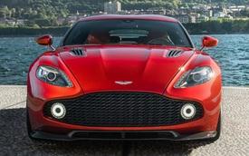 Chỉ có 99 chiếc Aston Martin Vanquish Zagato được sản xuất