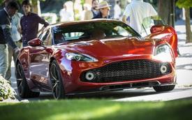"""Aston Martin Vanquish Zagato Concept kỷ niệm """"56 năm một cuộc tình"""""""